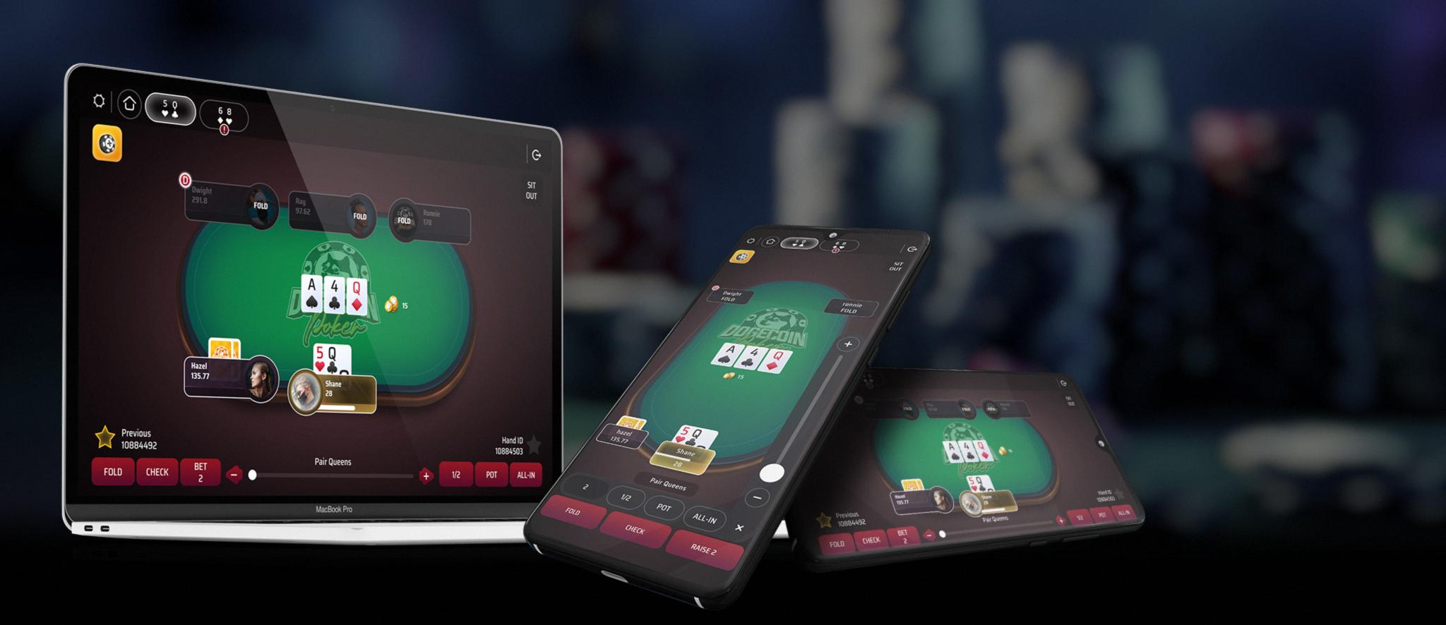 der-erste-dogecoin-pokerraum-wurde-gestartet